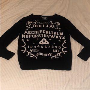 Killstar ouija shirt